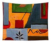 Rustic Garden Tapestry