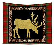 Rustic Woodland-jp3687 Tapestry