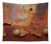 Rusty Train  Tapestry