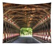 Sachs Bridge - Gettysburg - Vert.-hdr Tapestry