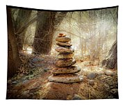 Sacred Cairn Tapestry