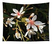 Sacred Heart Flowers Tapestry