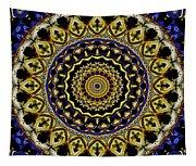 Sacred Mandala Tapestry