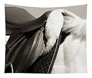 Saddle And Softness Tapestry