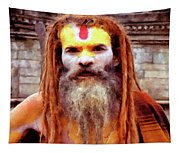 Sadhu Tapestry