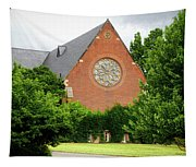 Sage Chapel Cornell University Ithaca New York 02 Tapestry