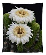 Saguaro Blooms II Tapestry