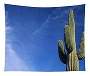 Saguaro Cactus H Tapestry