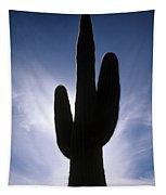 Saguaro Catus Silo Tapestry