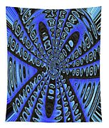 Saguaro Forest Abstract #2 Tapestry