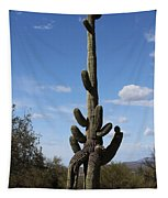 Saguaro With Extra Legs Tapestry