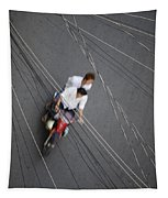 Saigon Wires Tapestry