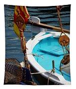 Sailing Dories 1 Tapestry