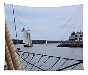 Sailing In Tapestry