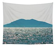 Sailing In The Distance Tapestry