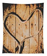 Sailing Love With No Strings Attached Tapestry