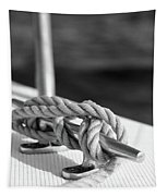 Sailor's Knot Square Tapestry