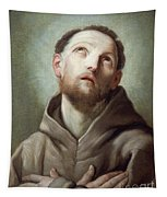 Saint Francis  Tapestry