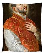 Saint Ignatius Tapestry