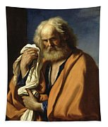 Saint Peter Penitent Tapestry