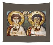 Saints Sergius And Bacchus Tapestry