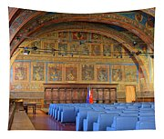 Sala Dei Notari 13th Century Tapestry