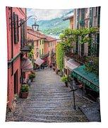 Salita Serbelloni Bellagio Italy Tapestry