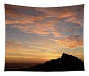 Salt Point Sunset Tapestry