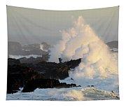 Salt Point Wave Tapestry