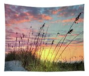 Salty Breeze On The Dunes Tapestry