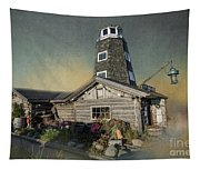 Salty Dawg Saloon Tapestry