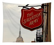 Salvation Army New York Tapestry
