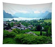 Salzburg Lake District Tapestry