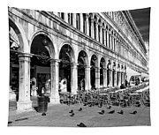 San Marco Perspective Tapestry