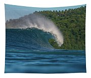 Samoa Power Tapestry