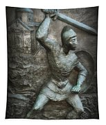 Samurai Warrior Tapestry
