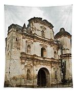 San Antonio Aguas Calientes Tapestry