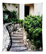 San Antonio Stairway Tapestry