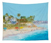 San Clemente Beach Tapestry