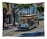 San Francisco, Cable Cars -2 Tapestry