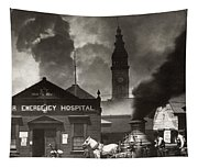 San Francisco Earthquake Tapestry
