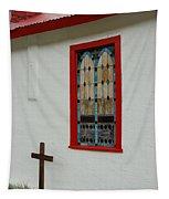 San Iglesia Church Window Tapestry