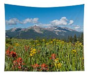 San Miguel Mountains Tapestry