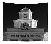 San Saba Couthouse Tapestry