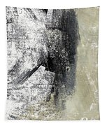 Sand And Steel- Abstract Art Tapestry