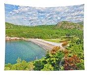 Sand Beach Tapestry