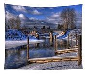 Sand Creek Winter Tapestry