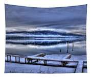 Sandpoint From 41 South Tapestry