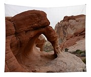 Sandstone Arches Valley Of Fire Tapestry