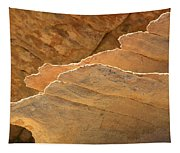 Sandstone Fins Tapestry
